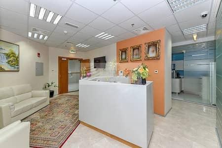 مکتب  للبيع في برشا هايتس (تيكوم)، دبي - Fully Fitted Office Space with 2 Parkings in TECOM