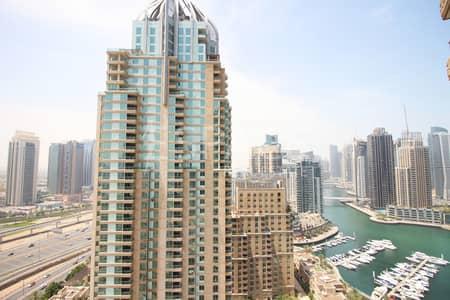 3 Bedroom Apartment for Rent in Dubai Marina, Dubai - 3 Beds + Maids  Chiller Free  in Murjan