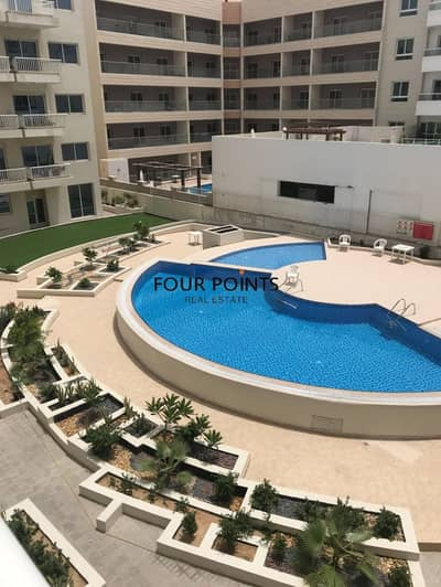 Studio for Sale in Jumeirah Village Circle (JVC), Dubai - FULLY FURNISHED STUDIO WITH BALCONY FOR SELL