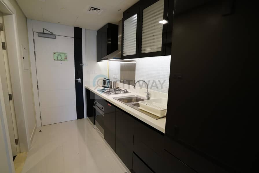 19 Full Canal View! Fully Furnished Studio in Downtown