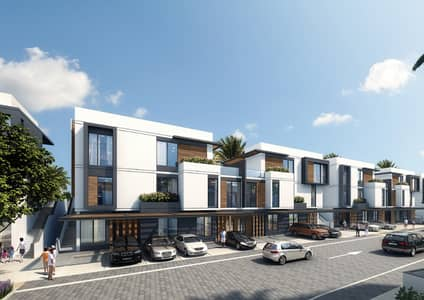2 Bedroom Townhouse for Sale in Dubai South, Dubai - Large 2 Bed plus study Townhouse by EXPO Road, unbeatable price!!