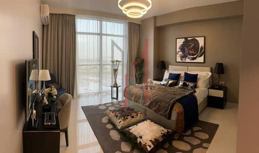 Studio for Sale in DAMAC Hills (Akoya by DAMAC), Dubai - Furnished Studio Golf Facing 5 Years PPP
