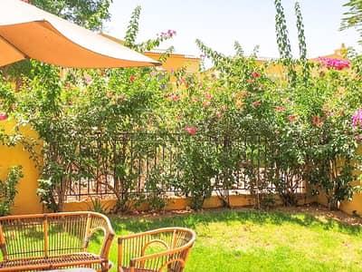 2 Bedroom Villa for Rent in Arabian Ranches, Dubai - Garden View   Type C   Palmera 4   Arabian Ranches