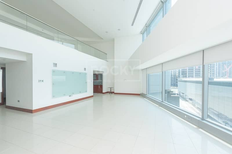 Spacious 3 Bed   Great Deal   World Trade Center Residence
