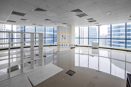 Office for Sale in Jumeirah Lake Towers (JLT), Dubai - Amazing View I Good Location I Fitted Office