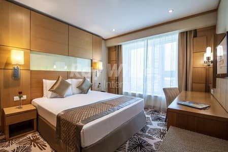 1 Bedroom Hotel Apartment for Rent in Sheikh Zayed Road, Dubai - Luxury 1 Bed Hotel Apartment  Near Metro