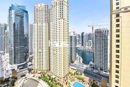 فلیٹ 1 غرفة نوم للبيع في مساكن شاطئ جميرا (JBR)، دبي - 1