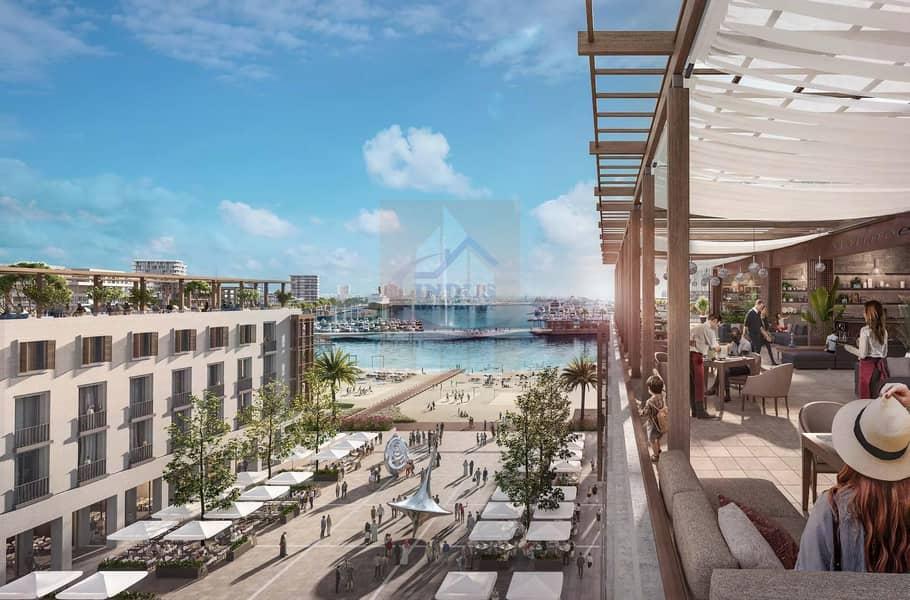 2 Waterfront Living|Sirdhana at MINA RASHID