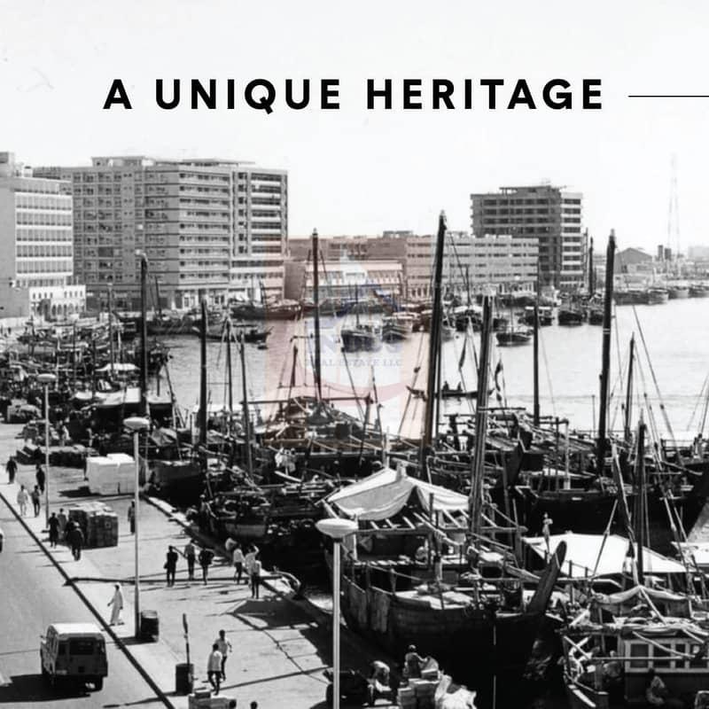 14 Waterfront Living|Sirdhana at MINA RASHID