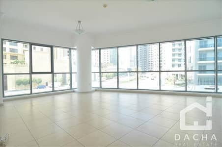 3 Bedroom Flat for Rent in Dubai Marina, Dubai - Exclusive 3 Bedroom Low Floor Vacant NOW