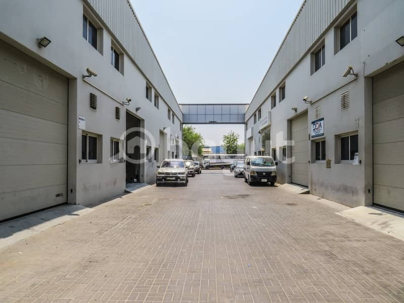 OUTSTANDING WAREHOUSE FOR RENT IN UMM RAMOOL DUBAI