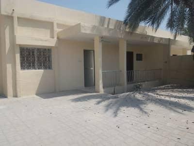 3 Bedroom Villa for Rent in Al Ghafia, Sharjah - 3 bhk with hall, 2 baths, hoash, ceramic flooring, big kitchen in Ghafia area