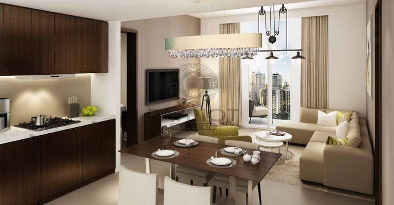2 Luxury Two Bedroom For Sale Business Bay