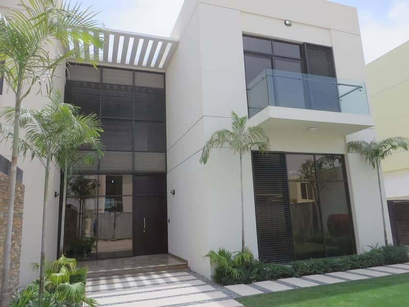 own aluxury ready to move villa with easy payment plane 3 years ore more