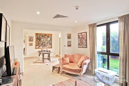 فلیٹ 1 غرفة نوم للبيع في المدينة القديمة، دبي - One Bedroom   Burj Khalifa View   Garden