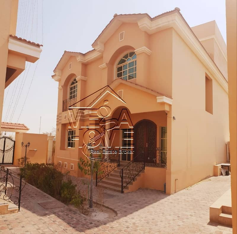BIG WOW - 5BR VILLA PRIVATE ENTRANCE AND CHILDREN PLAY AREA   Bayut com