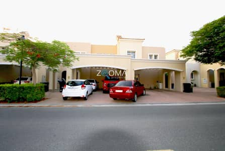 تاون هاوس 3 غرفة نوم للايجار في المرابع العربية، دبي - Well-maintained 3BR w/ Maids | Low Price