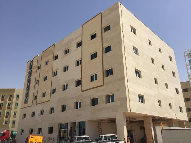 Labour accommodation 20 rooms for rent in jebel ali ind# 1