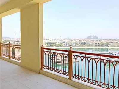 3 Bedroom Flat for Rent in Palm Jumeirah, Dubai - Full Sea View  Immaculate Condition  3 BR + Maids