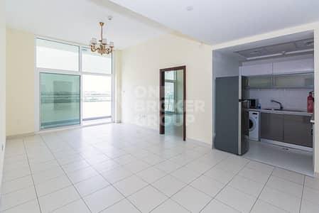 شقة 1 غرفة نوم للايجار في مدينة دبي للاستديوهات، دبي - Big Layout