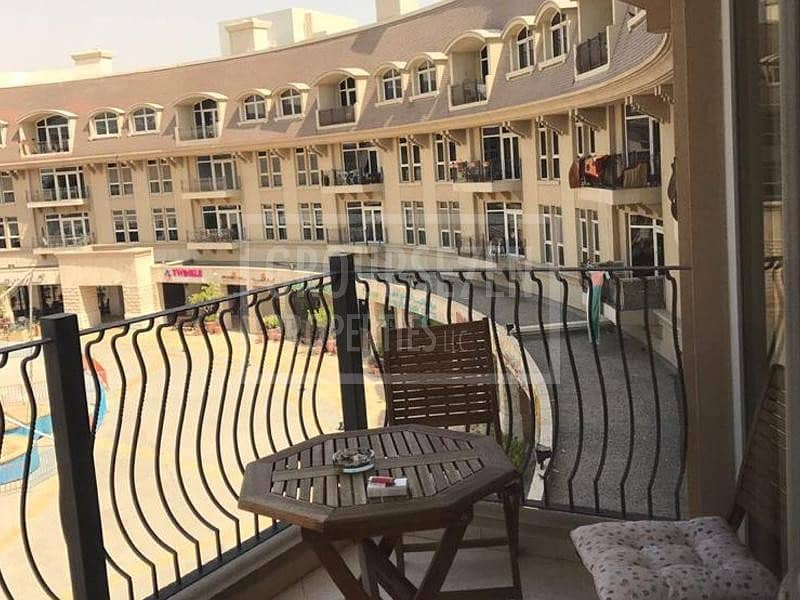 2 Beds Apartment for Rent in Garden Apartment Mirdif