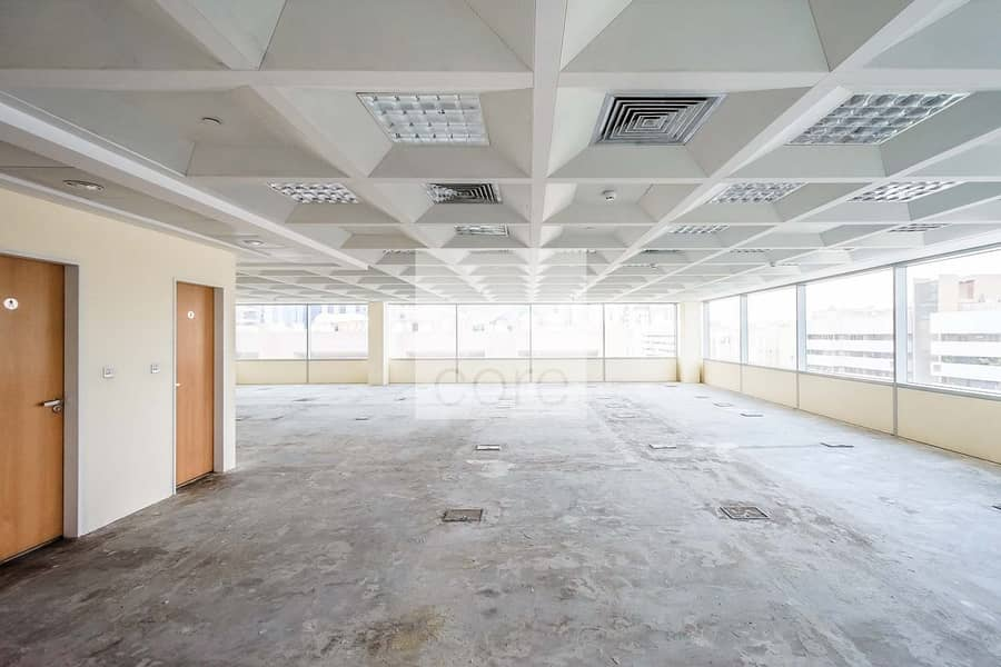 2 Fitted Office | High Floor | Chiller Incl