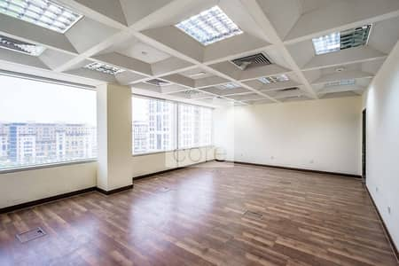 Prime Location | Fitted Partitioned Office