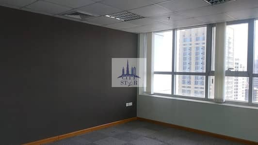 Office for Rent in Jumeirah Lake Towers (JLT), Dubai - Office for rent in Armada-2 with 1 parking space
