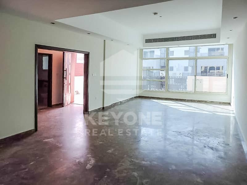 2 Closed Kitchen | Spacious | Maids and Storage Room