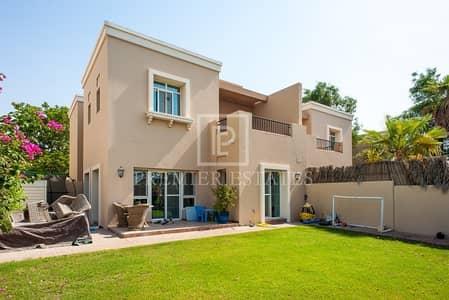 تاون هاوس 3 غرفة نوم للايجار في المرابع العربية، دبي - Fantastic 3BR plus Maids plus Laundry|Lake view