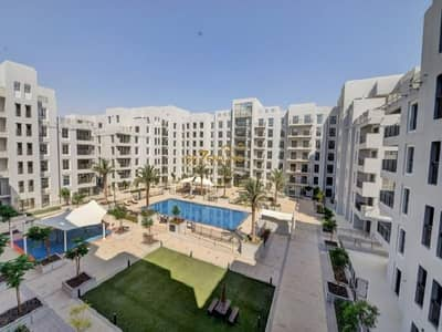 Unfurnished 2 Bed with Courtyard & Pool View