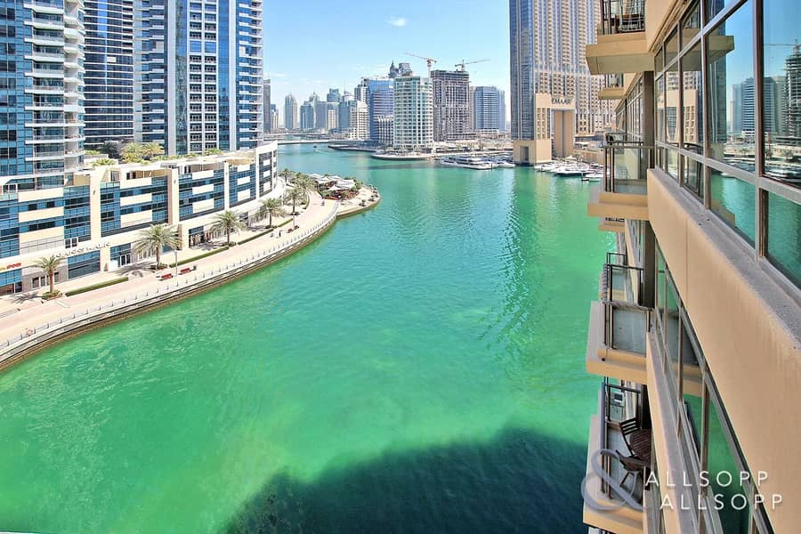 Two Bedroom | Full Marina View | Vacant