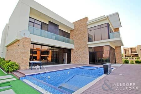 فیلا 6 غرفة نوم للايجار في داماك هيلز (أكويا من داماك)، دبي - Six Bed VD-2 | Private Pool | Large Plot