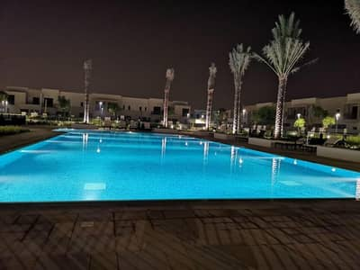 3 Bedroom Townhouse for Sale in Town Square, Dubai - Type 5 | Best Price | Near Pool & Park