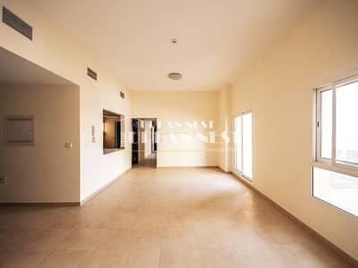 فلیٹ 3 غرفة نوم للبيع في رمرام، دبي - Large ground level apartment in Remraam