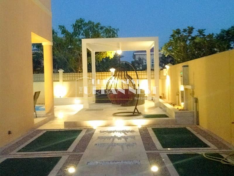 One of a kind type villa in Mazaya A1