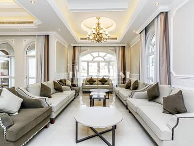Modern furnished customized with pool