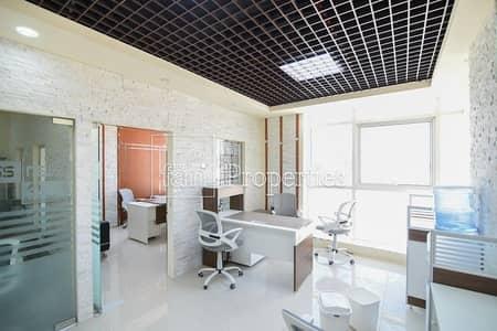 مکتب  للايجار في أرجان، دبي - Fully Furnished | Partitioned | Vacant Now
