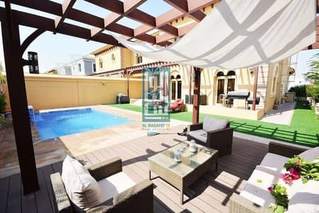5 Bedroom Villa for Sale in Dubailand, Dubai - READY TO MOVE IN ! 90% POST HAND OVER ON 4YEAR'S