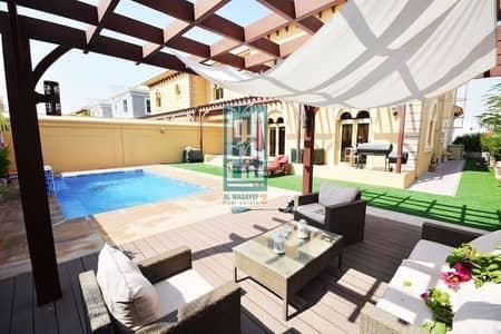 فیلا 5 غرفة نوم للبيع في دبي لاند، دبي - READY TO MOVE IN ! 90% POST HAND OVER ON 4YEAR'S