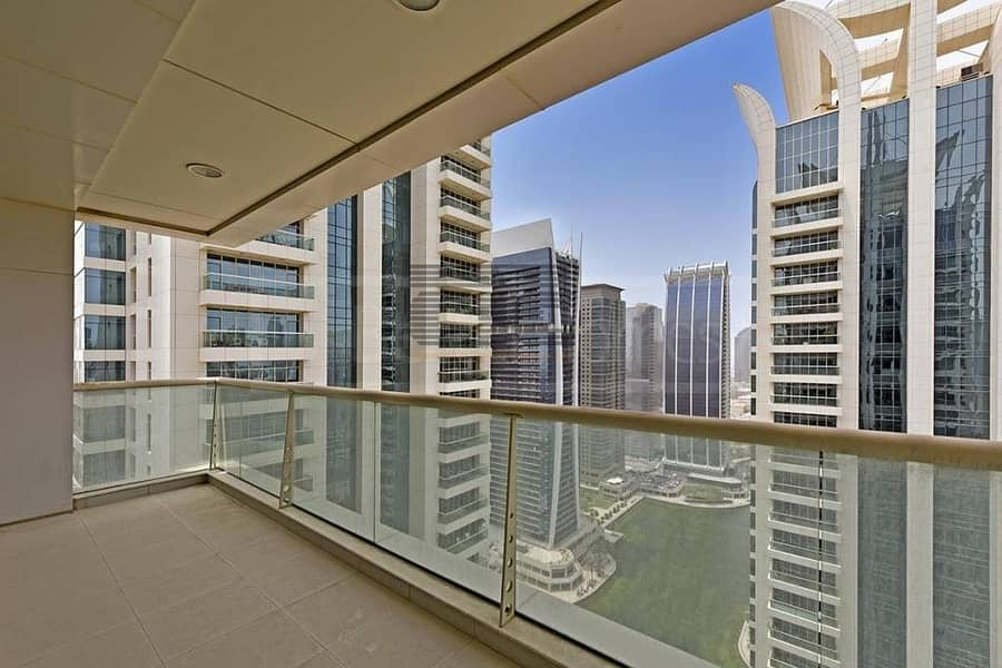 TAMWEEL  2 BED ROOM + MAIDS WITH FULL LAKE VIEW @ 120000 IN JLT