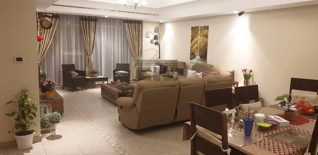 10 TAMWEEL  2 BED ROOM + MAIDS WITH FULL LAKE VIEW @ 120000 IN JLT