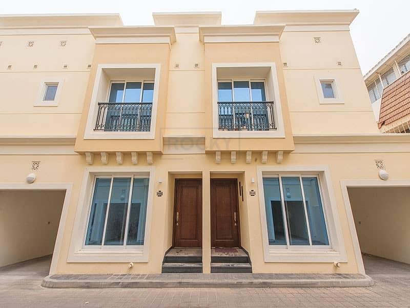 2 3 B/R Villa with Maid's Room   Prime Location   Satwa