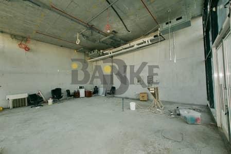 محل تجاري  للايجار في مدينة دبي للاستديوهات، دبي - Available new retail shop in Glitz 3 T1.