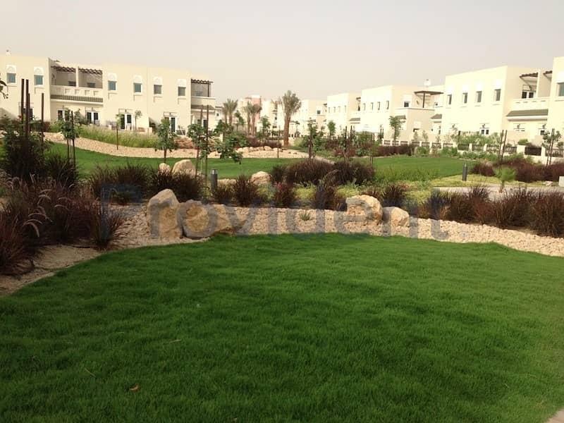 12 3BR+M+L|Type A Quortaj|Landscaped Garden