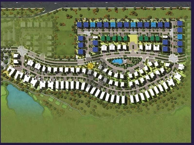 16 Modern Golf View Villa | Akoya Damac Hills