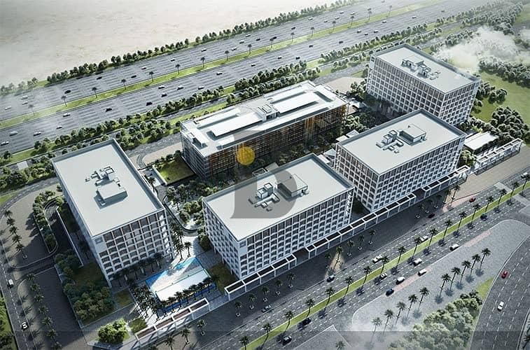 1 Office | Dubai Hills Business Park | Al Khail Road