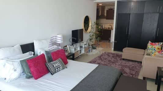 Studio for Rent in Jumeirah Lake Towers (JLT), Dubai - Large Layout | Studio with Balcony | Near Metro