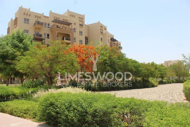 2 Best Located In Al Ramth With Huge Terrace
