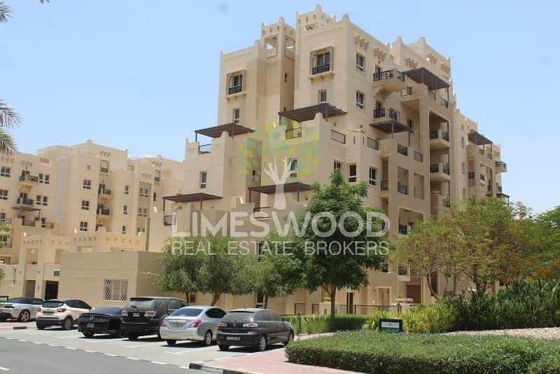 Best Location Al Ramth Remraam in 4 cheqs